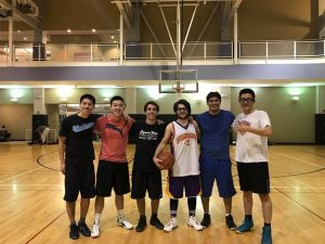 JHU Intramural Basketball League Winners!
