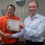 Liuchun Deng - Joel Dean Award